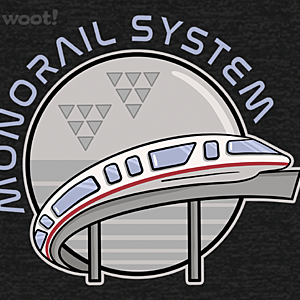 Woot!: Monorail