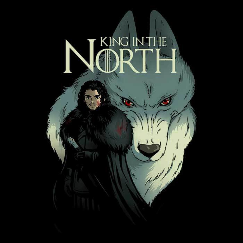 Once Upon a Tee: Wolf King