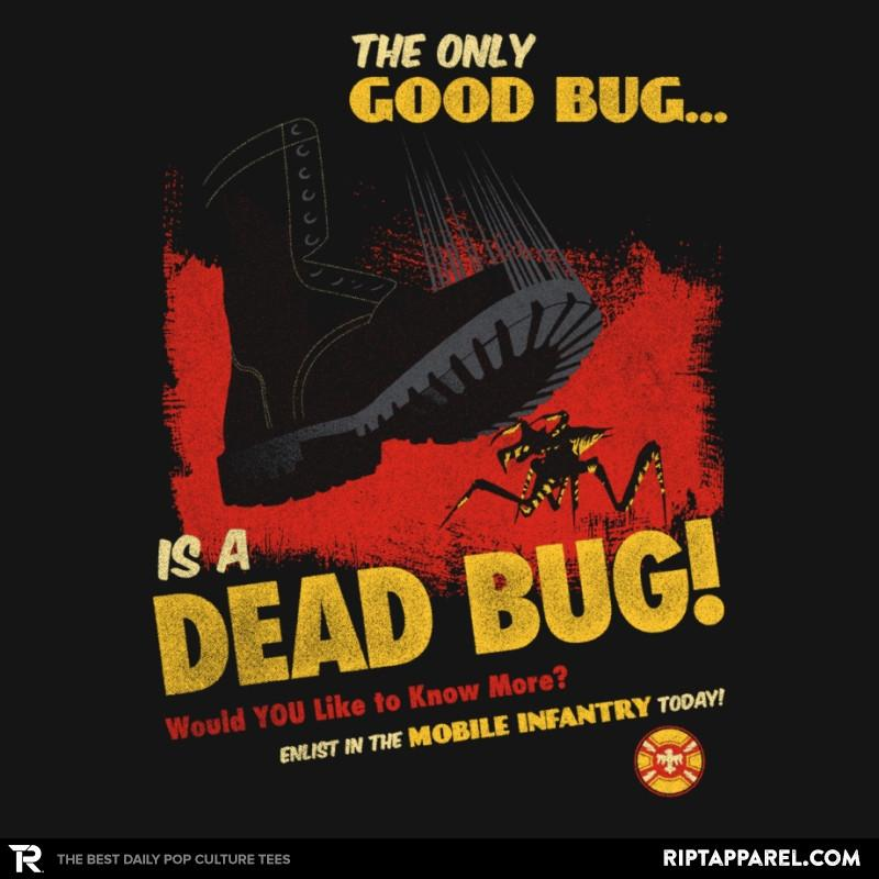 Ript: The Only Good Bug Reprint