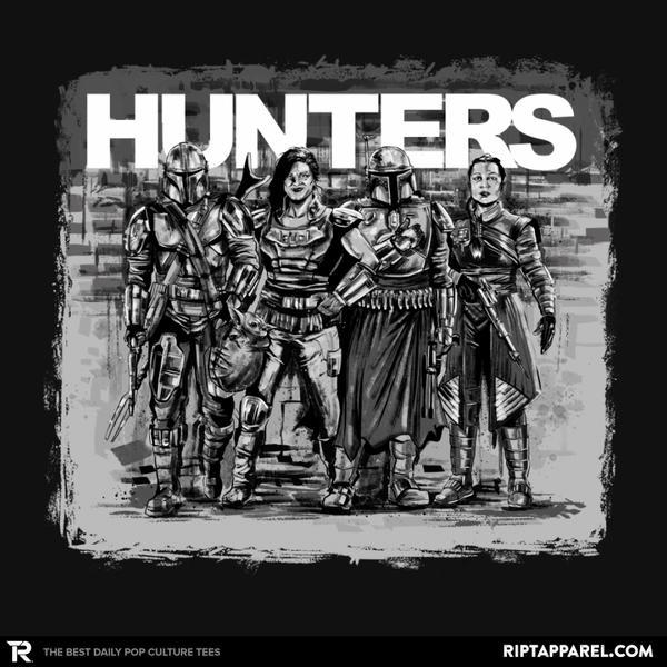 Ript: Huntones