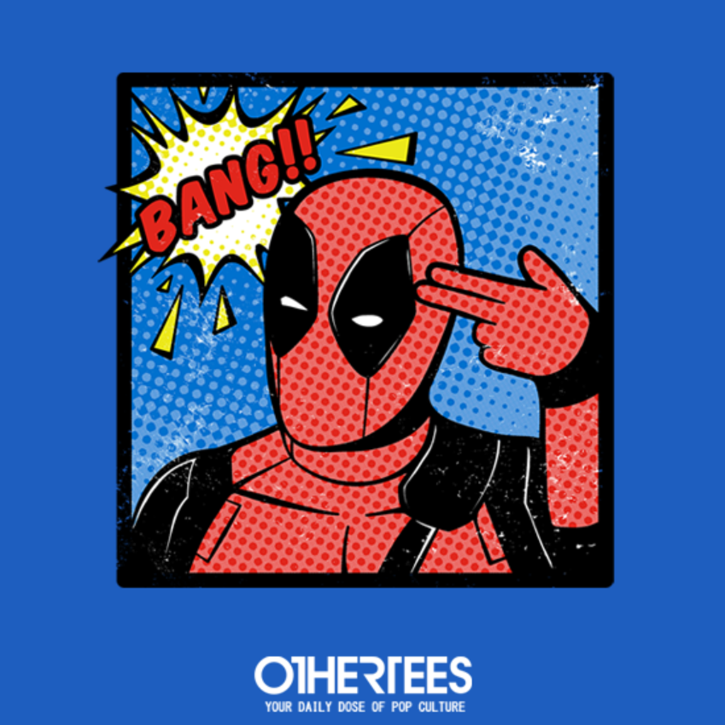 OtherTees: Bang POP ART