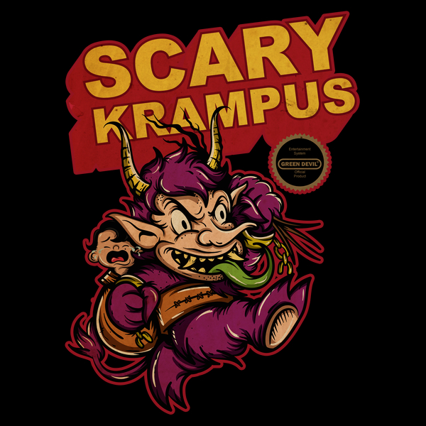 NeatoShop: Super Scary Krampus