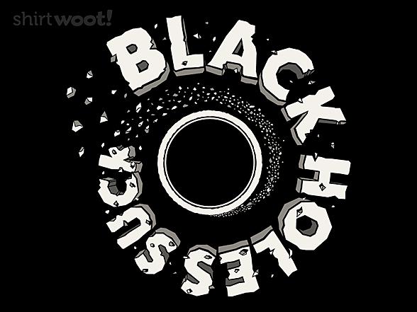 Woot!: Black Holes