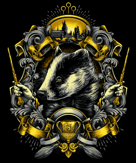 Qwertee: House of the Loyal