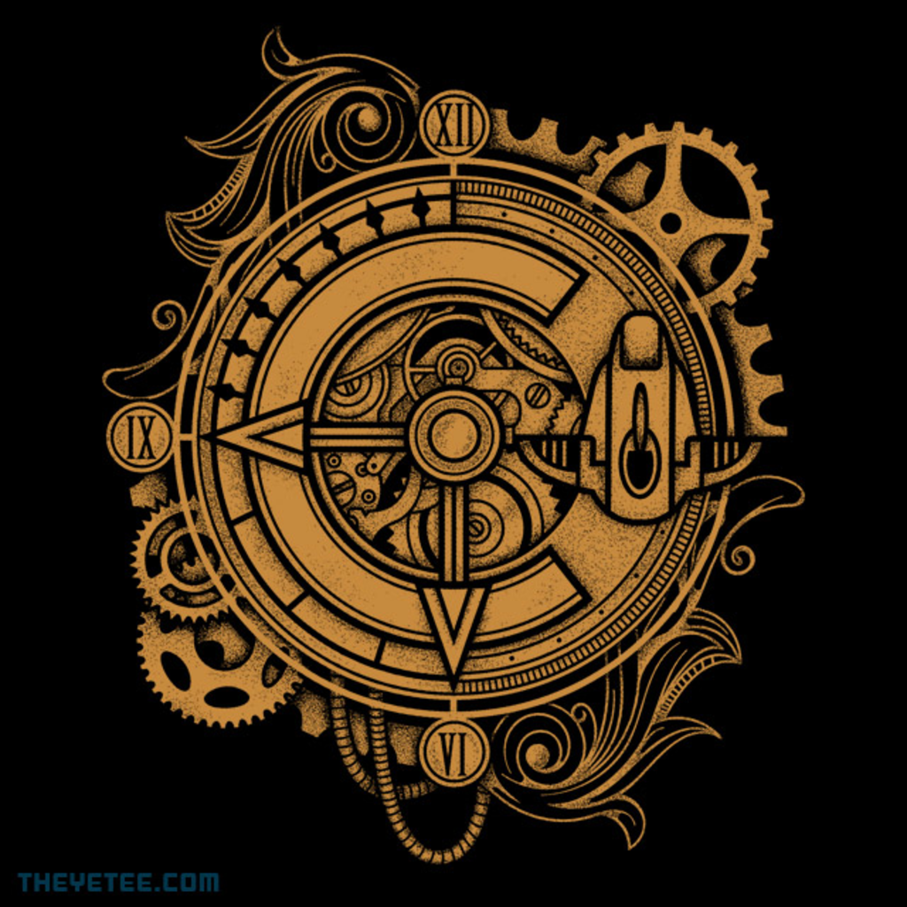The Yetee: Wings of Time