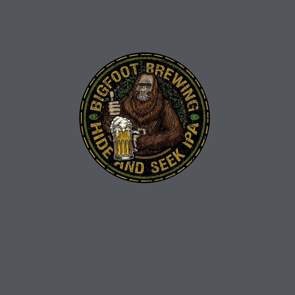TeeFury: Bigfoot Brewing
