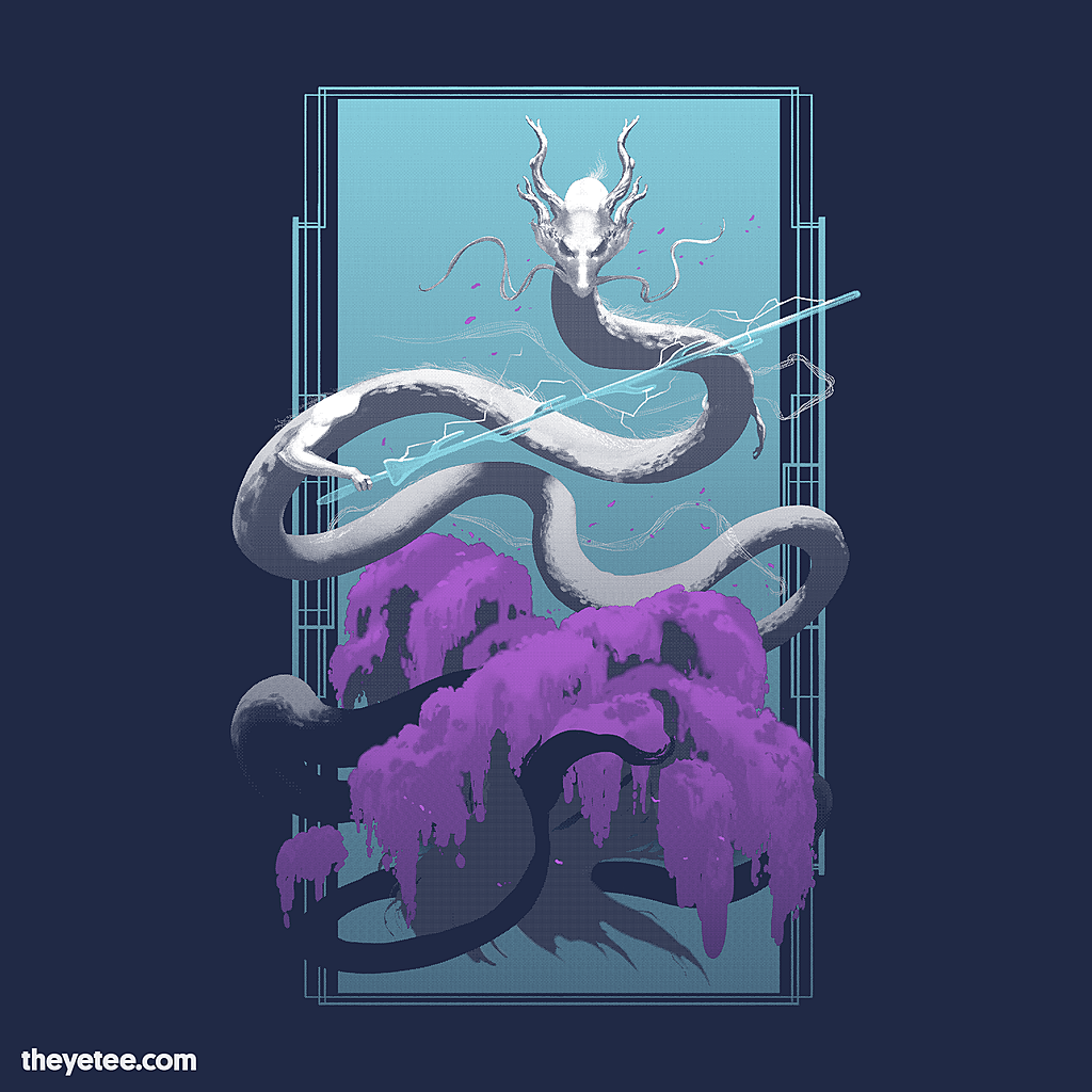 The Yetee: Divine Dragon