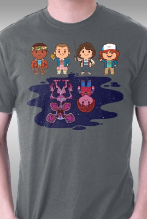 TeeFury: Strange Little Things