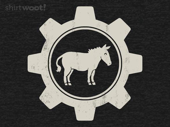 Woot!: Ass in Gear - Heather Remix