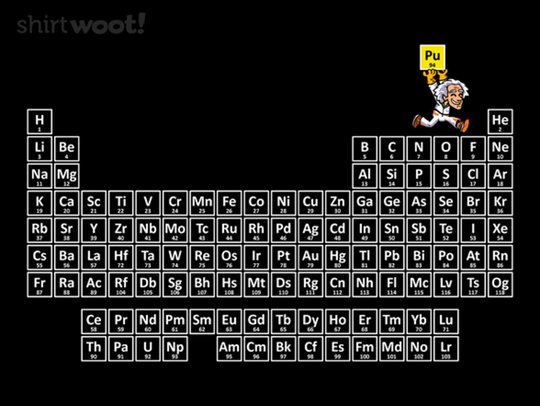 Woot!: Plutonium Thief