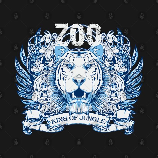 TeePublic: King Of Jungle