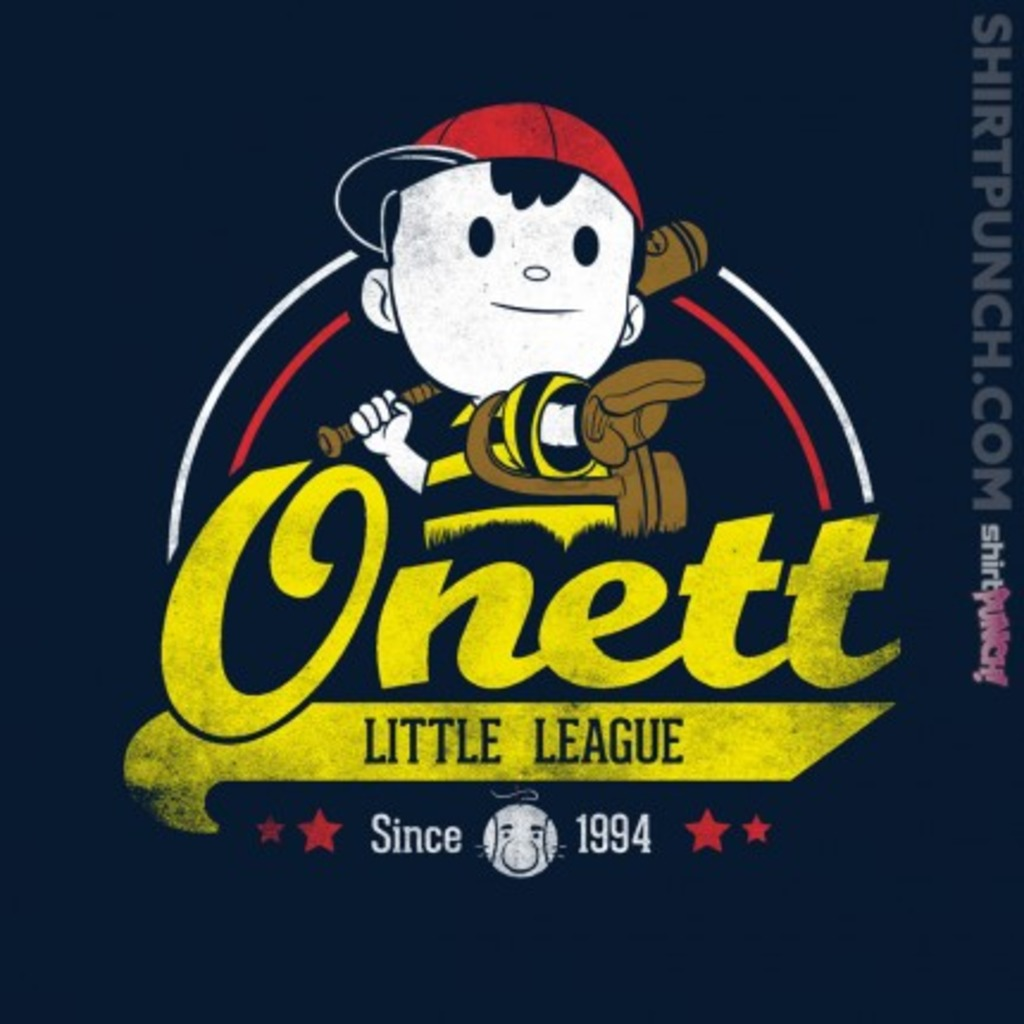 ShirtPunch: Onett Little League