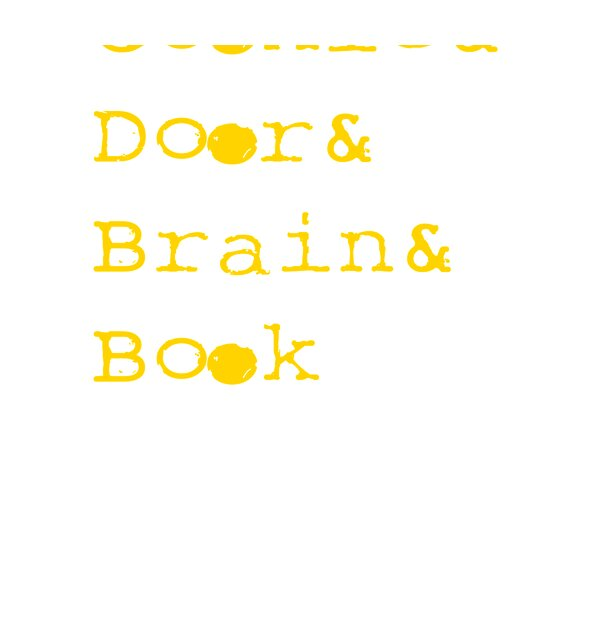 RedBubble: Cookie door Brain Book