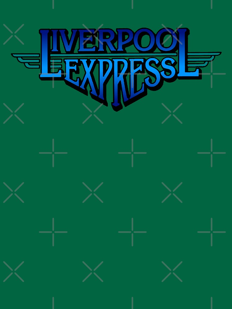 RedBubble: Liverpool Express