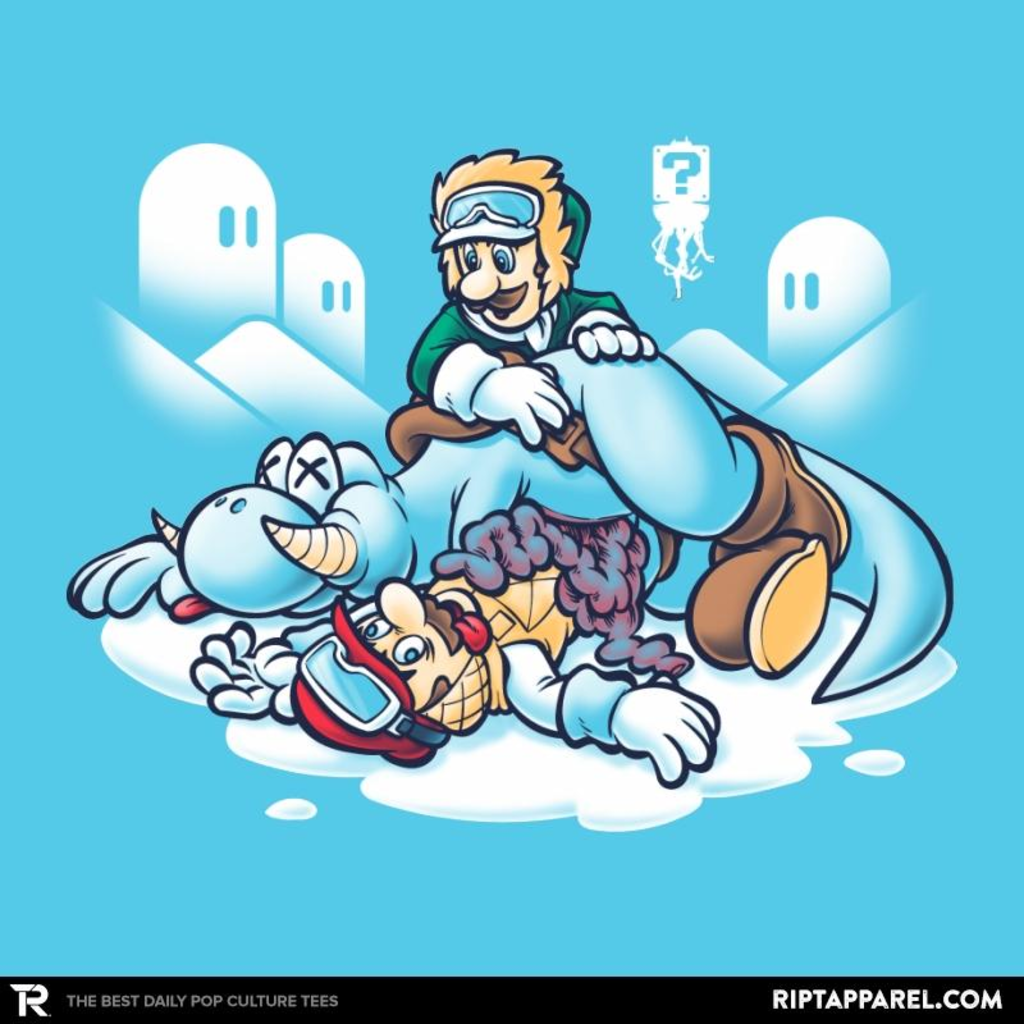 Ript: Super Hoth Brothers