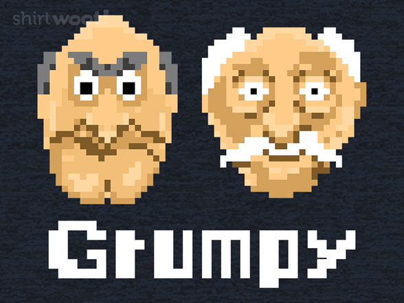 Woot!: Grumpy Old Pixels
