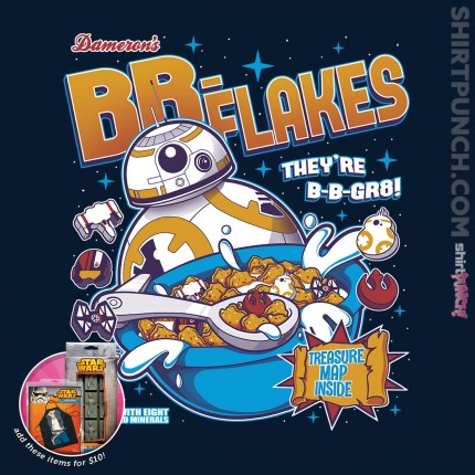 ShirtPunch: BB Flakes