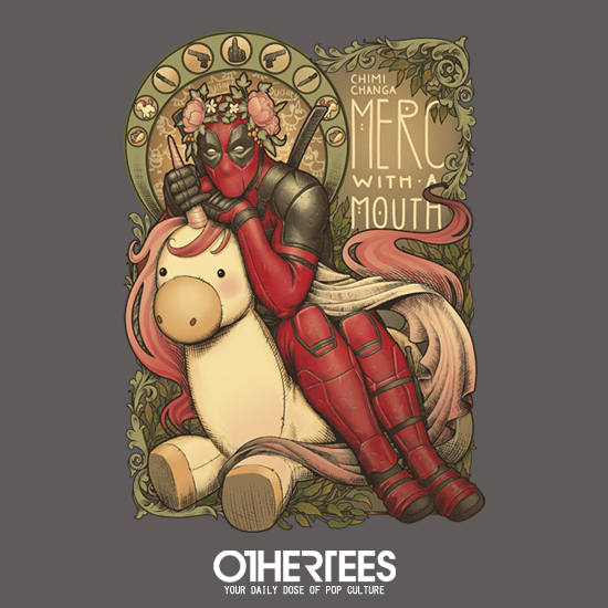 OtherTees: Paint Me Like One of Your French Girls