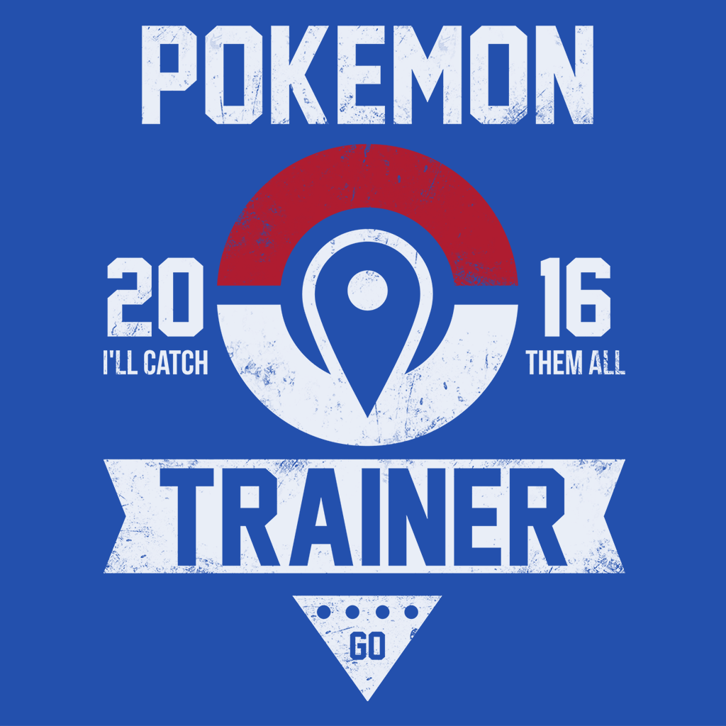 Pop-Up Tee: Pokemon Trainer