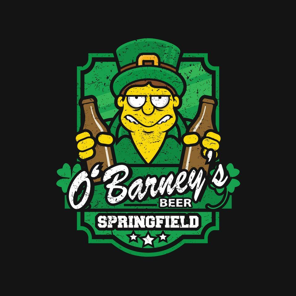 TeeFury: O'Barney's