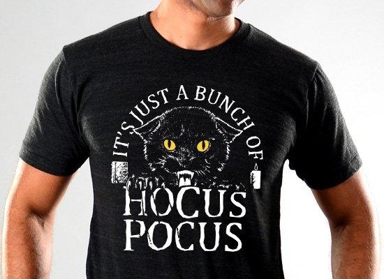 SnorgTees: Hocus Pocus Limited Edition Tri-Blend