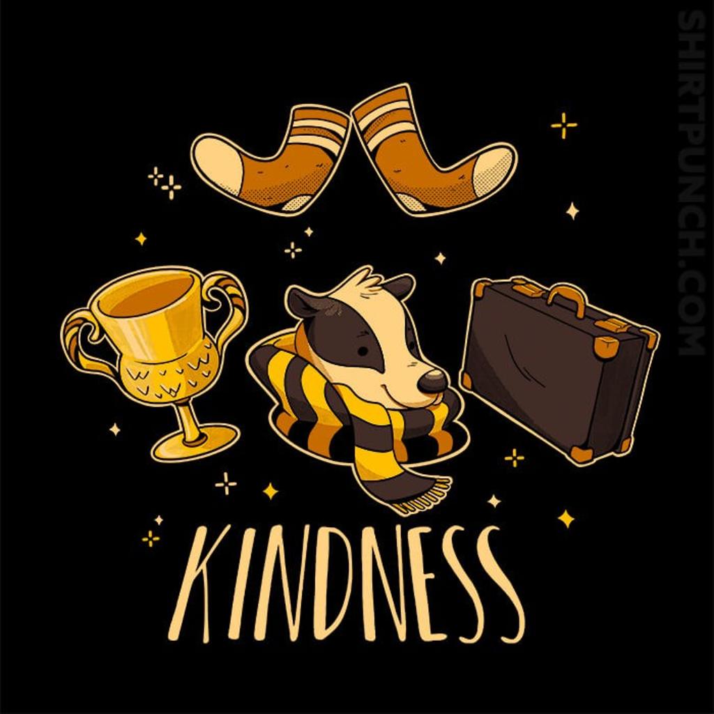 ShirtPunch: Kindness