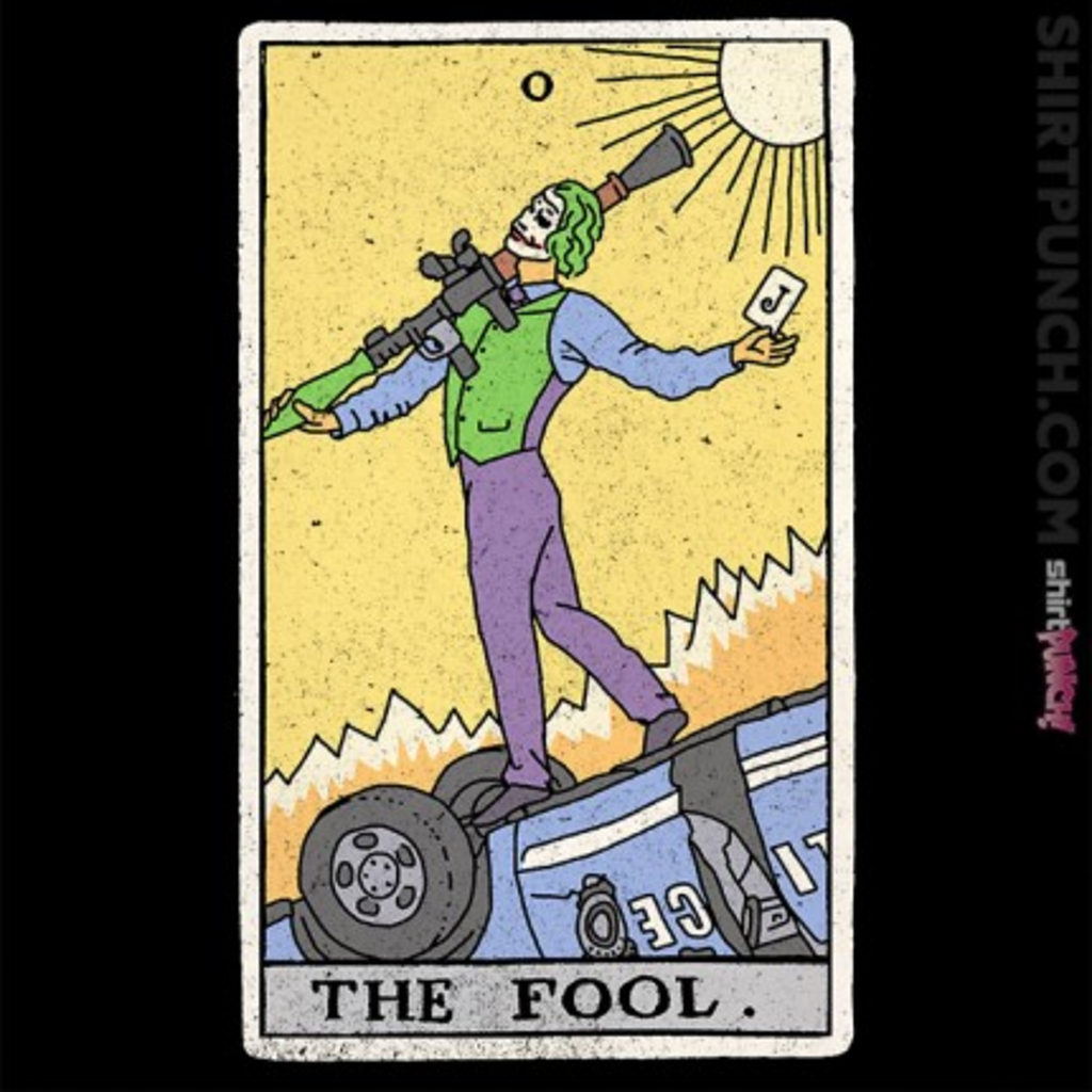 ShirtPunch: The Fool