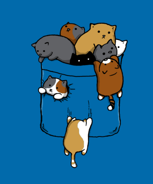 Qwertee: Too Cute