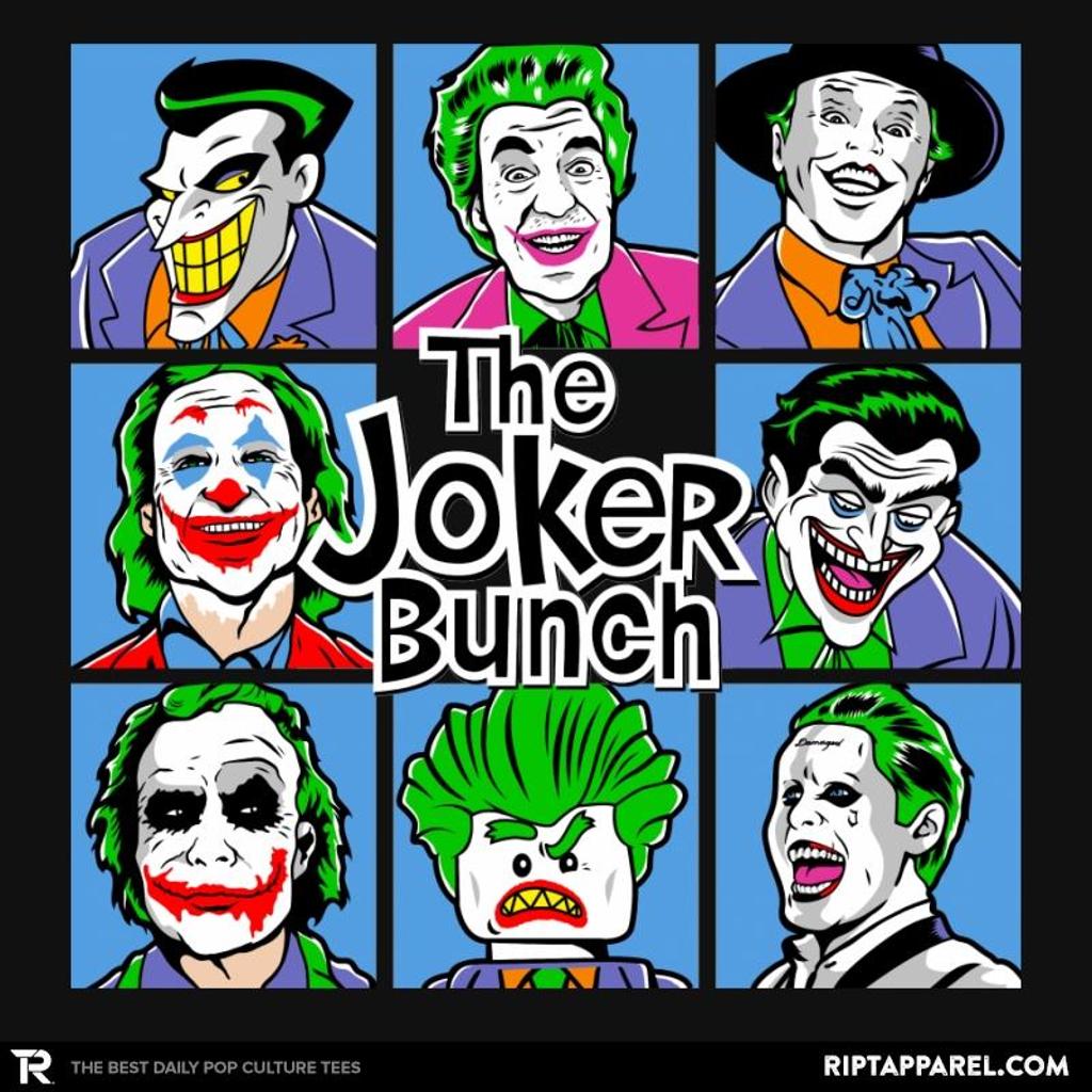 Ript: Bunch of Jokers