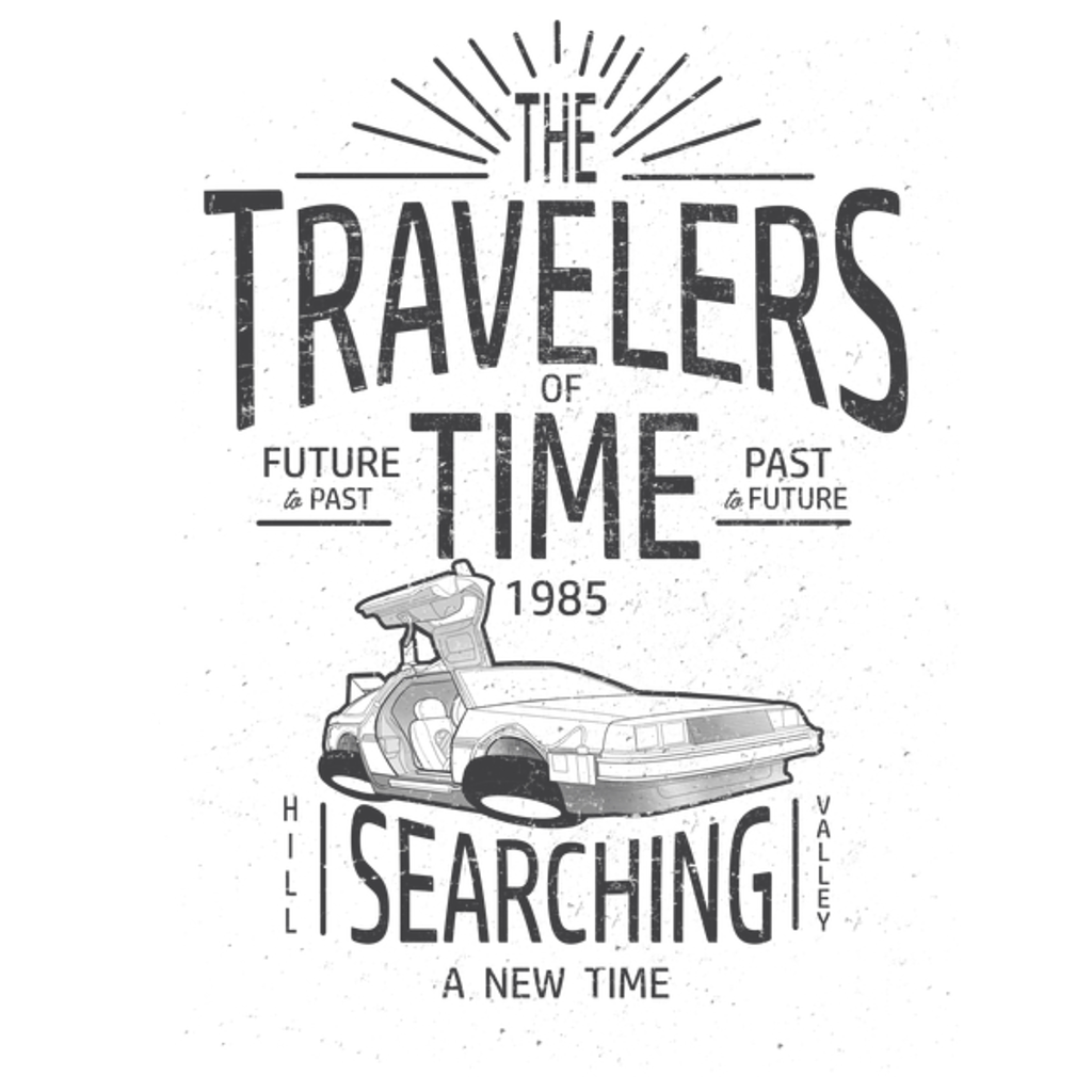 NeatoShop: The travelers of time