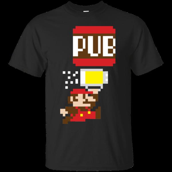 Pop-Up Tee: To The Pub Bro