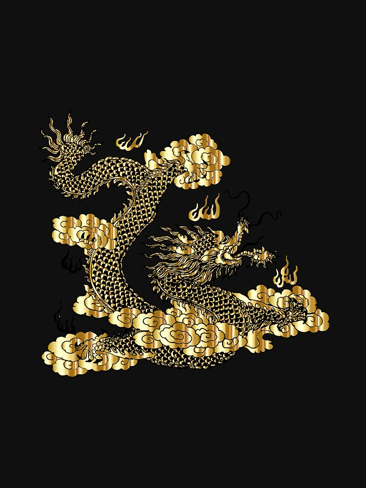 RedBubble: Dragon, Japanese dragon, 龙