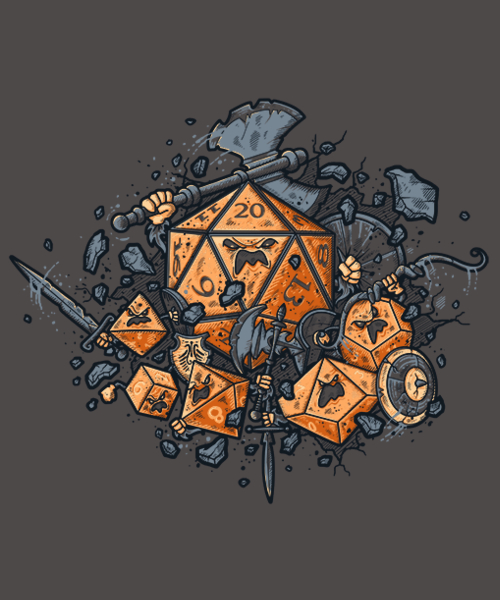 Qwertee: RPG United