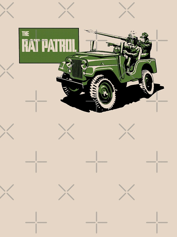 RedBubble: The Rat Patrol