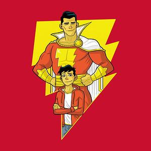 TeeFury: Shazam!