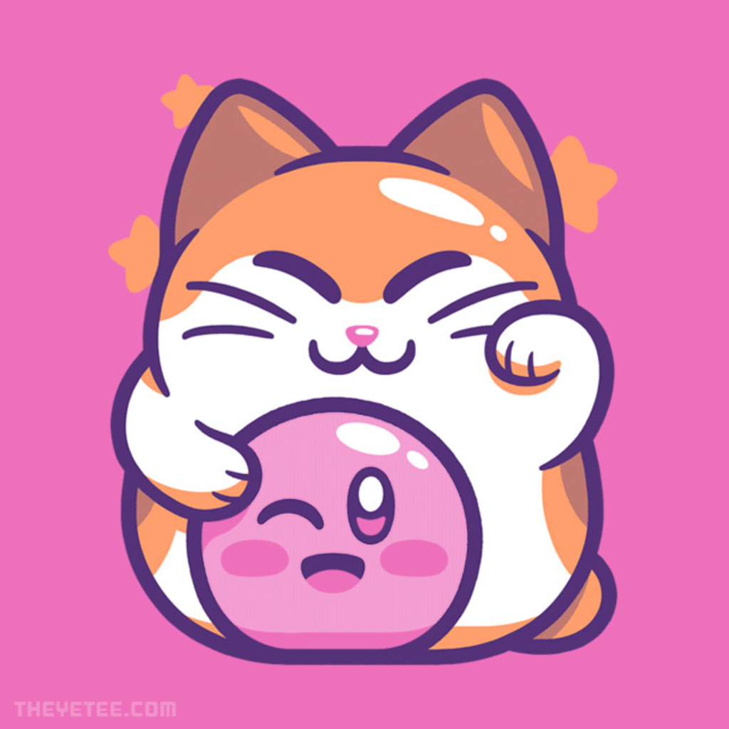 The Yetee: Lucky Nago