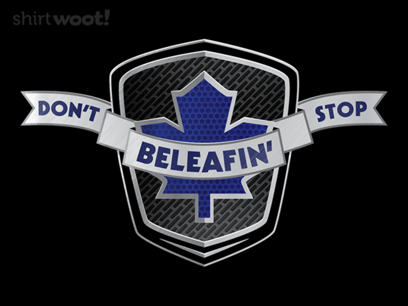 Woot!: Don't Stop beLEAFin