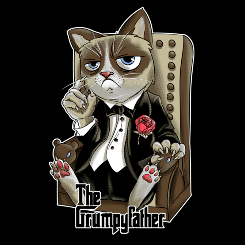 Pampling: The Grumpyfather