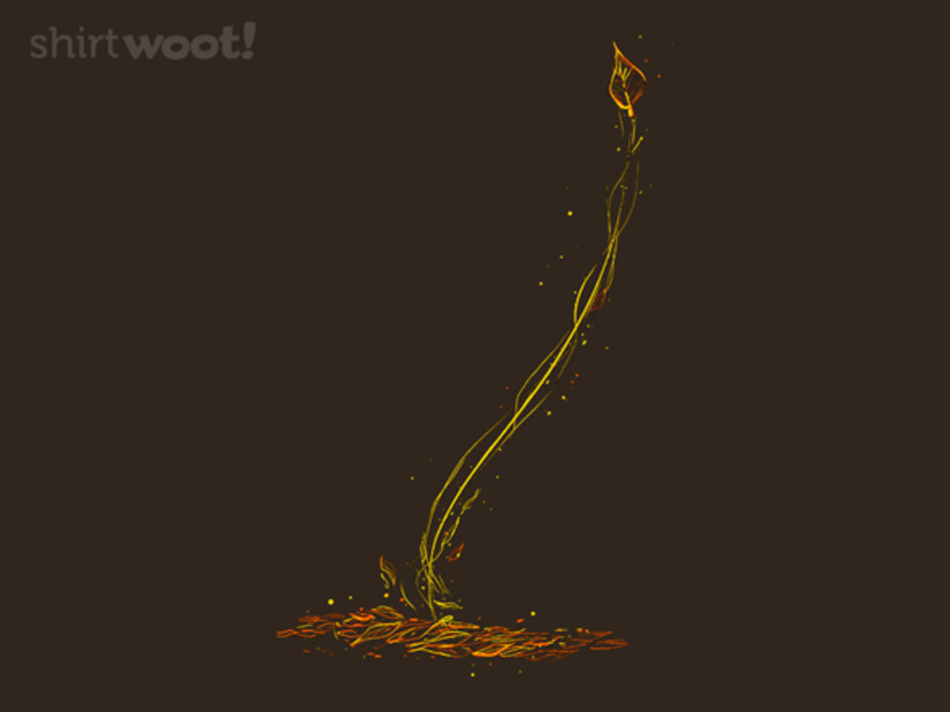 Woot!: Leaf in the Wind