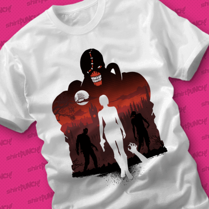 ShirtPunch: Resident Zombie