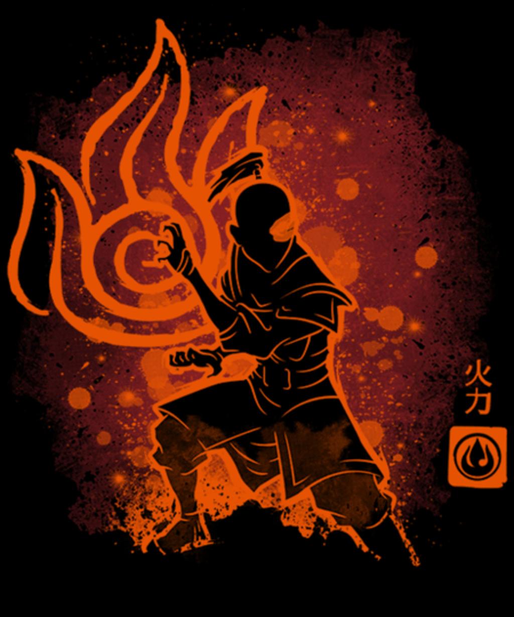 Qwertee: The Fire Power