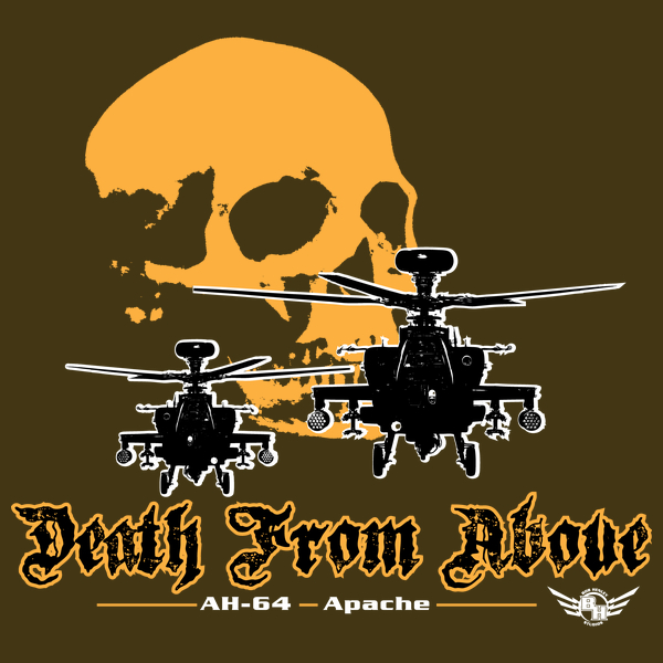 NeatoShop: Death from above - Apaches