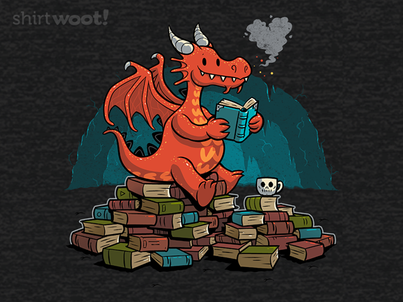 Woot!: Book Cave