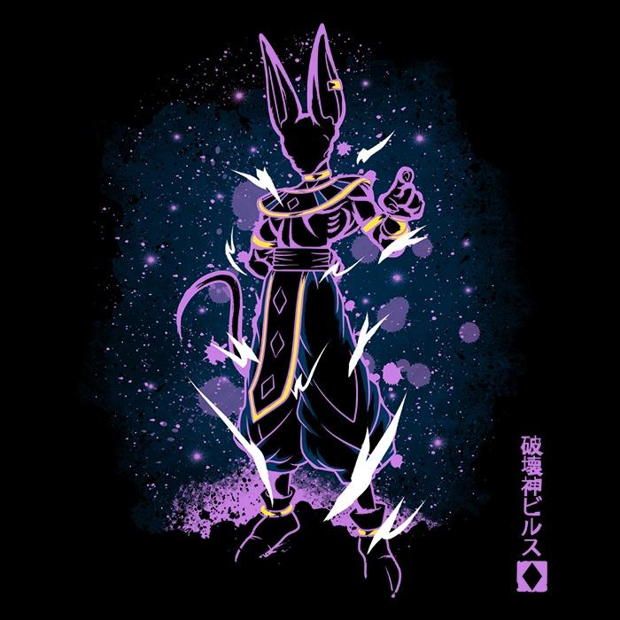 Once Upon a Tee: The God of Destruction