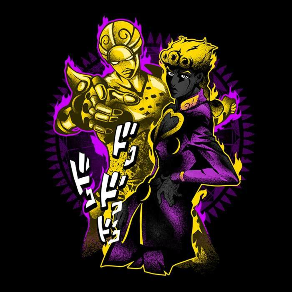 Once Upon a Tee: Attack of Giorno