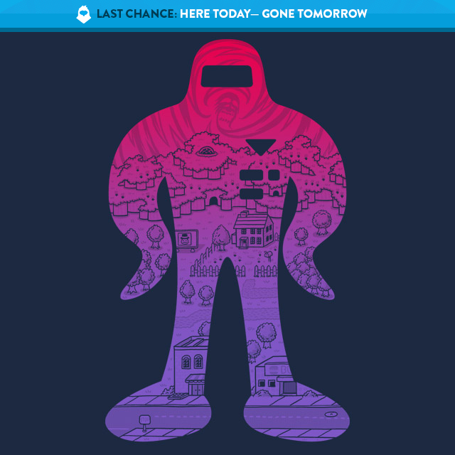 The Yetee: LAST CHANCE: Starman World