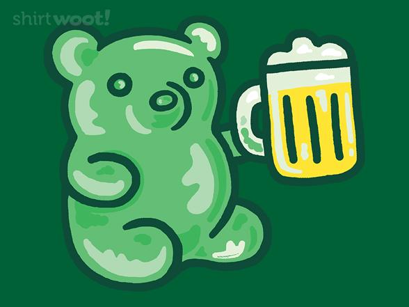 Woot!: Gummy Beer