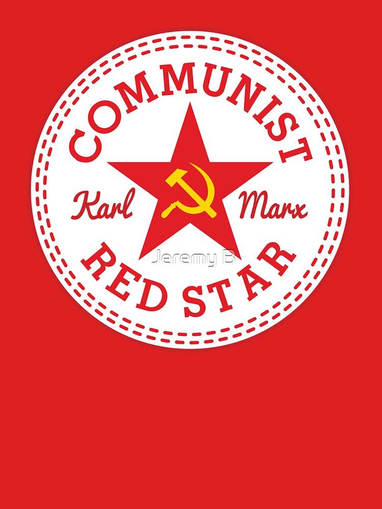 RedBubble: Commie Shoe Logo