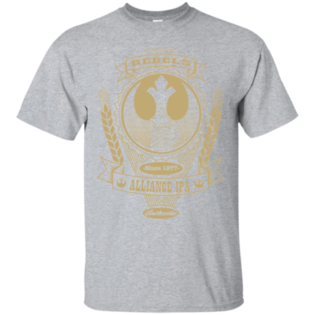 Pop-Up Tee: Rebel Alliance IPA