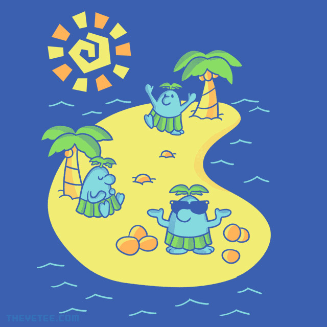 The Yetee: Coconut Party